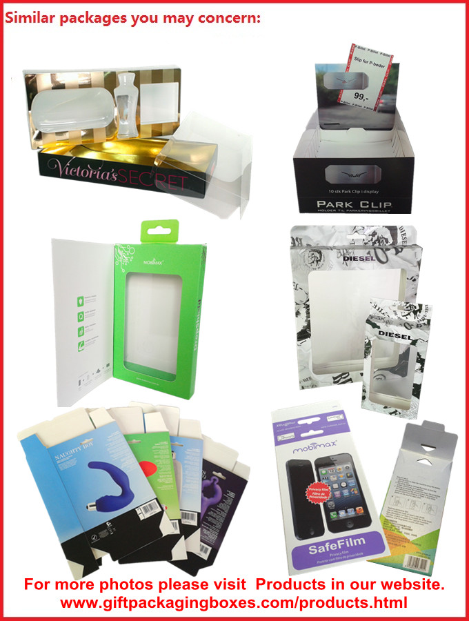 Cosmetic Packaging Boxes Luxury Open Door Display Gift Package