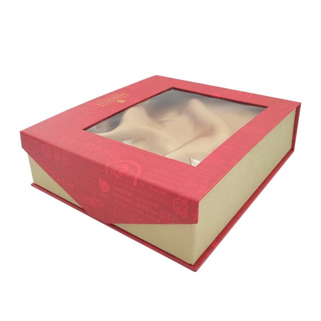 Chipboard Base Rigid Gift Packaging Boxes CMYK Printing For Electronic Products