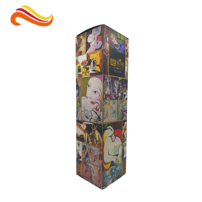 Handmade Cardboard Box Gift Packaging Digital Offset Printing With Drawer